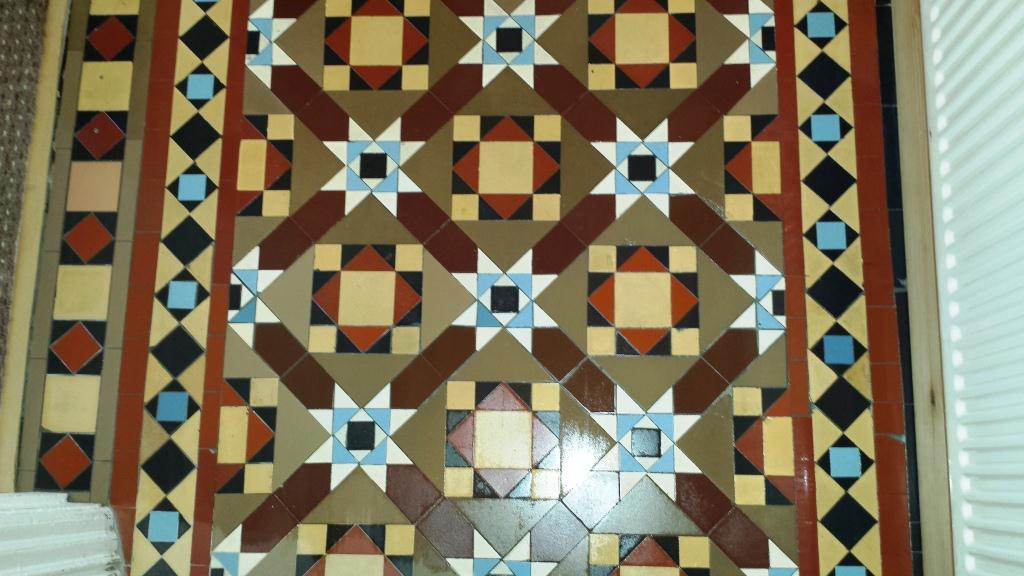Abused Victorian Floor Cardiff Completed