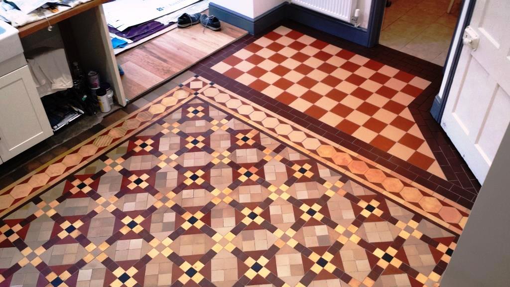 Full Victorian Floor Restoration Cardiff Finished