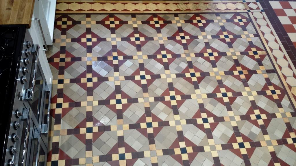 Full Victorian Floor Restoration Cardiff Finished