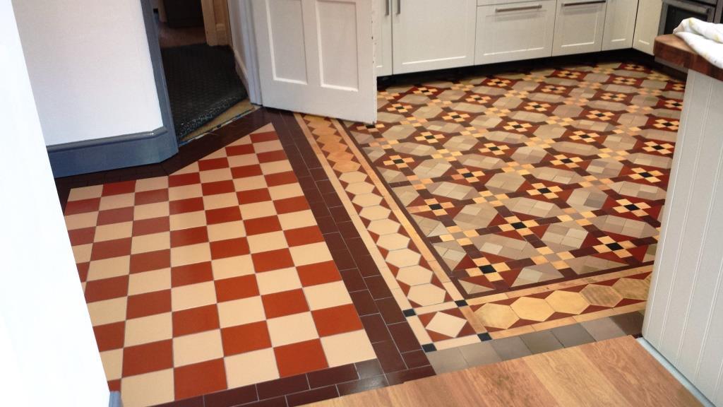 Full Victorian Floor Restoration Ready for sealing