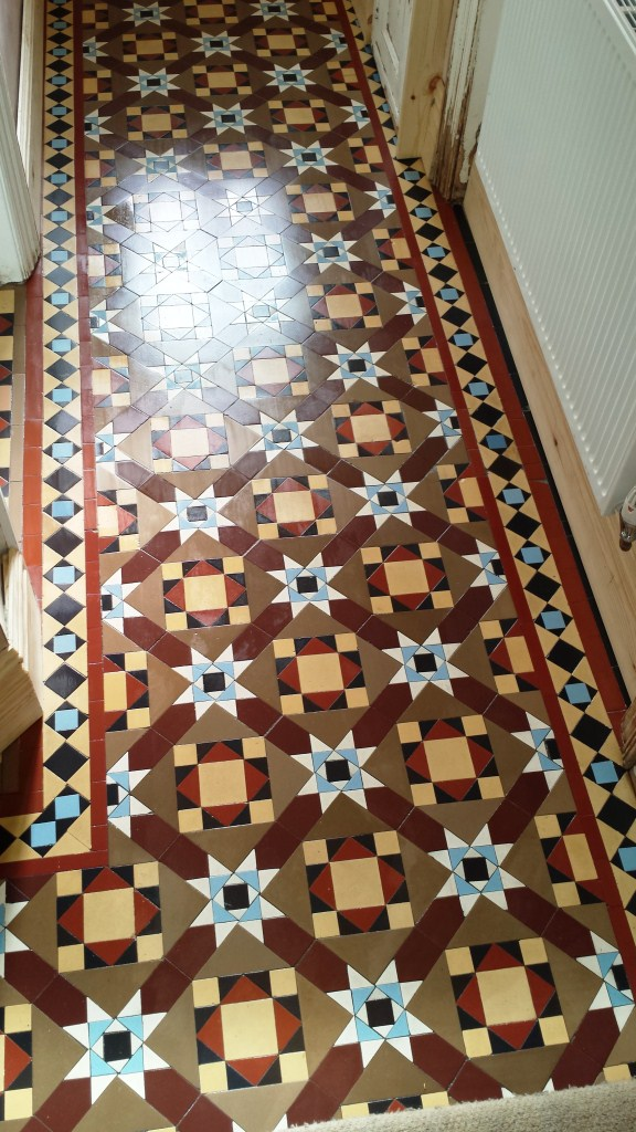 Hallway Cleaning South East Wales Tile Doctor