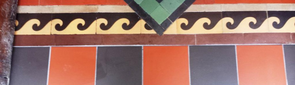 Victorian Tiled Hallway Floor Problems resolved in Gwent