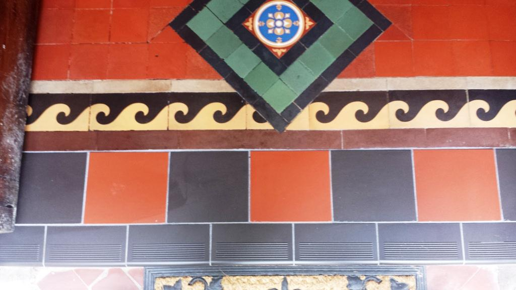Victorian Tile Issue Resolved in Gwent After