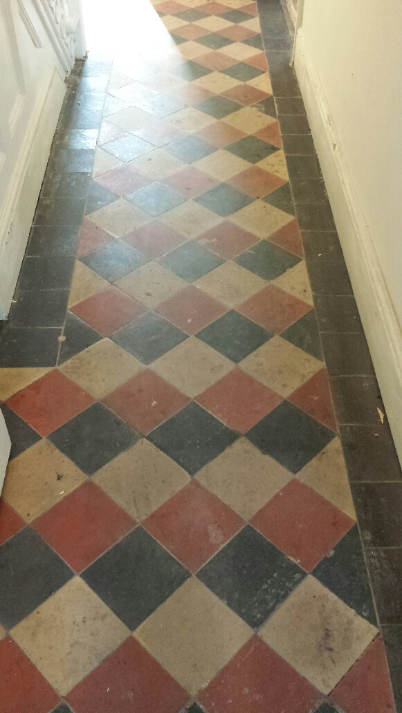 Deep Cleaning Old Quarry Tiles Quarry Tiled Floors Cleaning And
