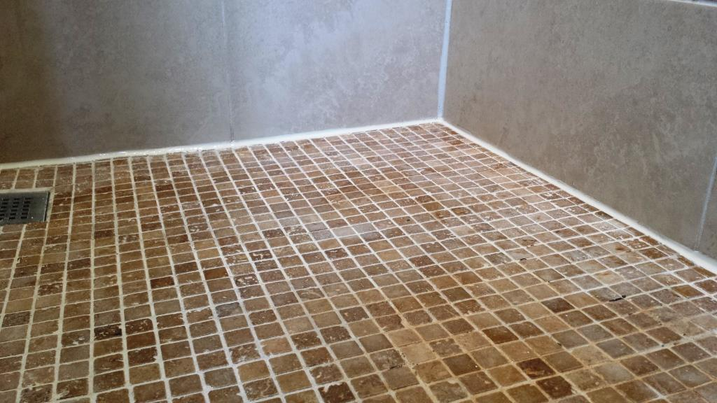Tile Installation Problems Resolved In A Cardiff Bathroom