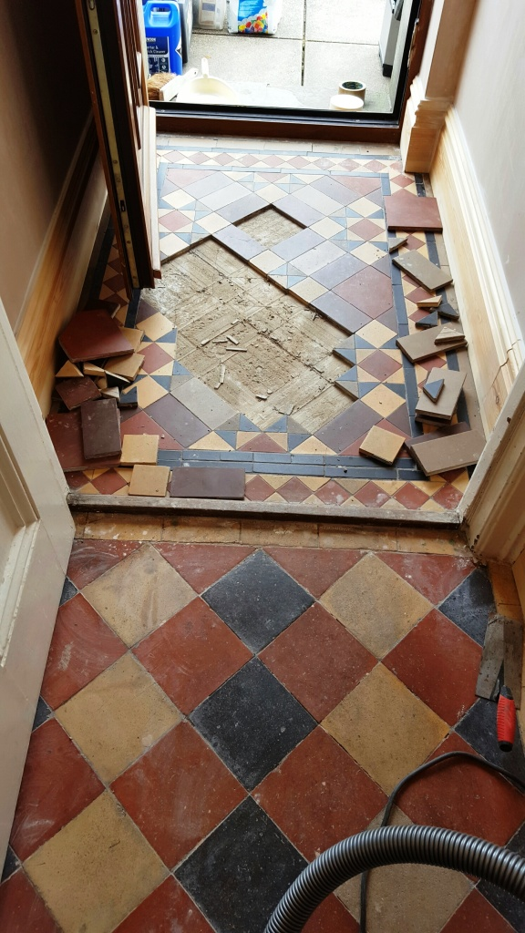 Victorian-Tiled-Lobby-Floor-During-Restoration-Swansea-114646